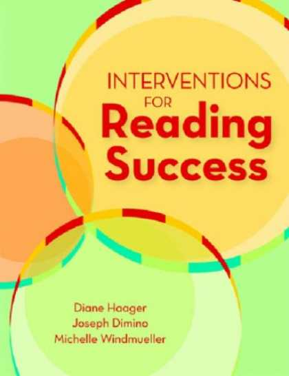 Books About Success - Interventions for Reading Success