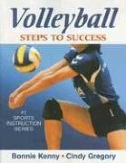 Books About Success - Volleyball: Steps to Success