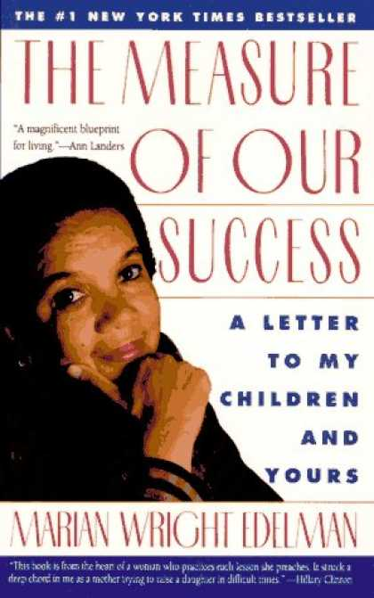 Books About Success - The Measure of Our Success: A Letter to My Children and Yours
