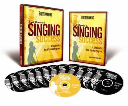 Books About Success - Brett Manning's Singing Success