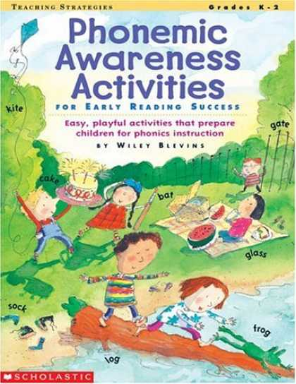 Books About Success - Phonemic Awareness Activities for Early Reading Success (Grades K-2)
