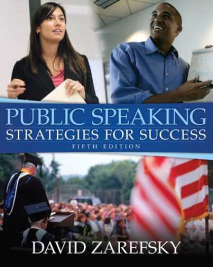 Books About Success - Public Speaking: Strategies for Success (5th Edition) (MySpeechLab Series)