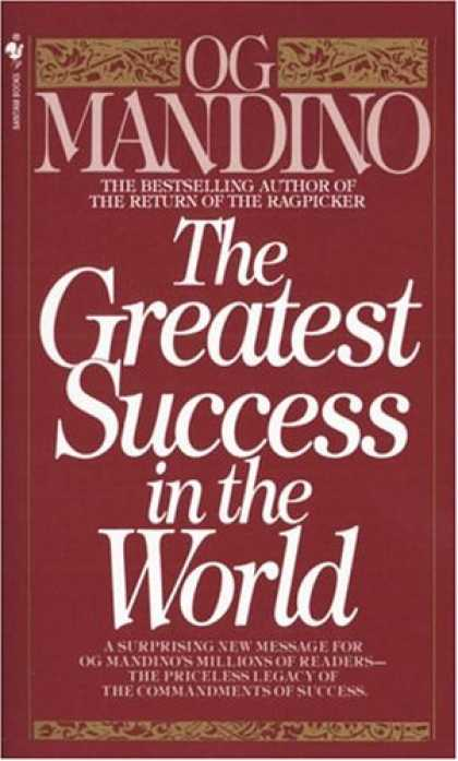 Books About Success - The Greatest Success in the World