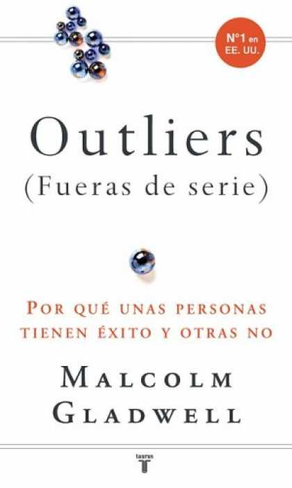 Books About Success - Outliers/ Outliers: The Story of Success (Spanish Edition)