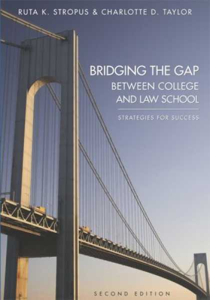 Books About Success - Bridging the Gap Between College and Law School