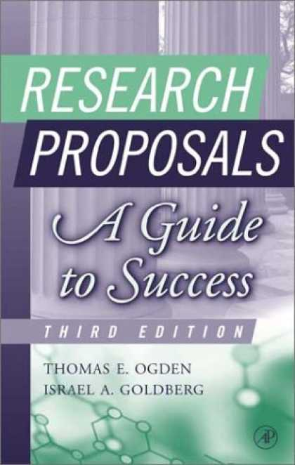 Books About Success - Research Proposals: A Guide to Success, Third Edition