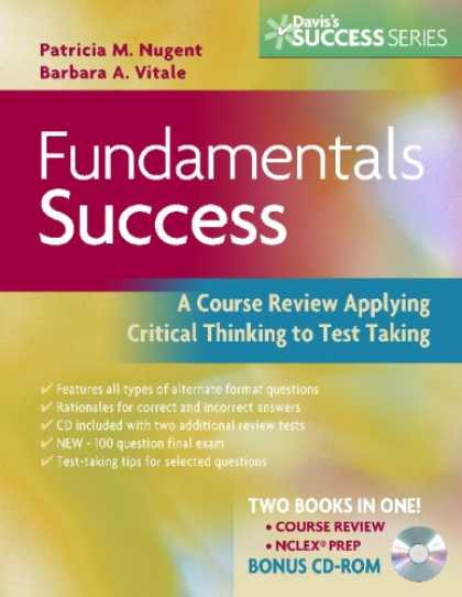 Books About Success - Fundamentals Success: A Course Review Applying Critical Thinking to Test Taking