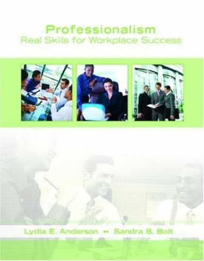 Books About Success - Professionalism: Real Skills for Workplace Success