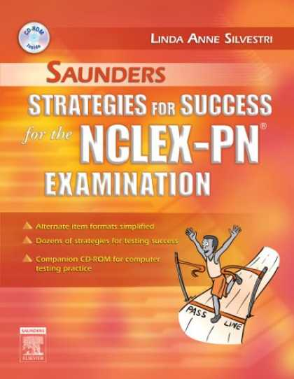 Books About Success - Saunders Strategies for Success for the NCLEX-PN (R) Examination (Aunders Strate