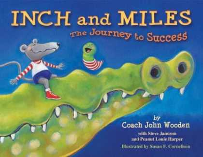 Books About Success - Inch and Miles: The Journey to Success