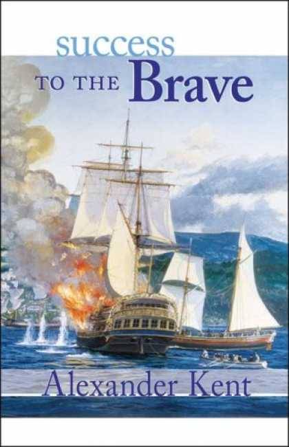 Books About Success - Success to the Brave (The Bolitho Novels) (Vol 15)
