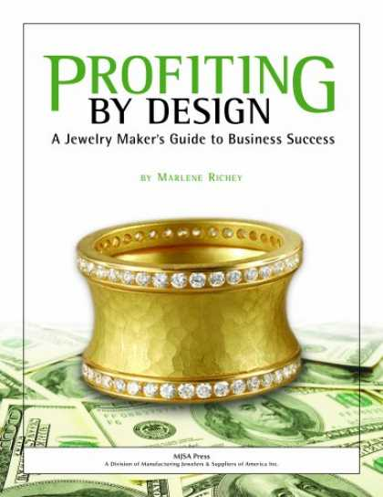 Books About Success - Profiting by Design: A Jewelry Maker's Guide to Business Success