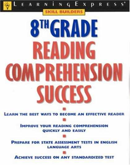 Books About Success - 8th Grade Reading Comprehension Success