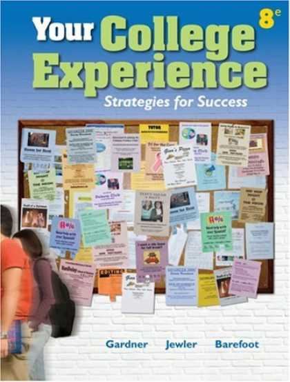 Books About Success - Your College Experience: Strategies for Success