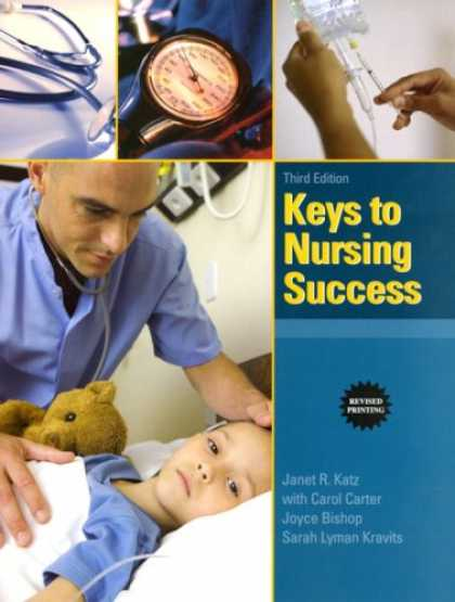Books About Success - Keys to Nursing Success, Revised Edition (3rd Edition)