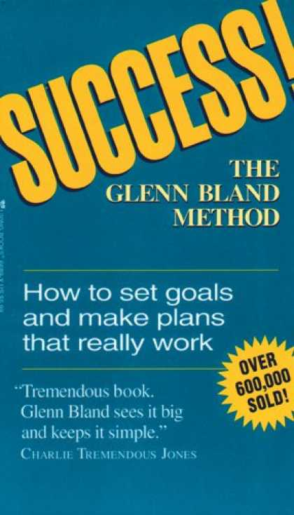 Books About Success - Success! The Glenn Bland Method