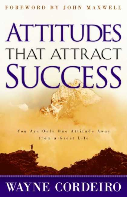 Books About Success - Attitudes That Attract Success