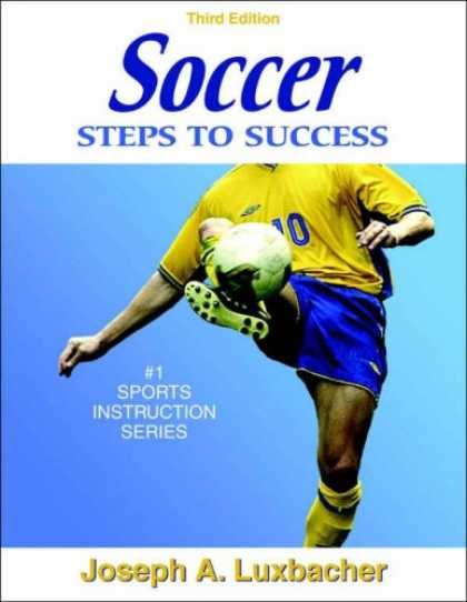 Books About Success - Soccer: Steps To Success