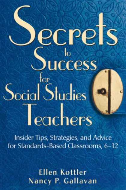 Books About Success - Secrets to Success for Social Studies Teachers