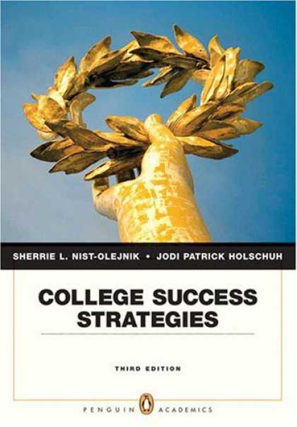Books About Success - College Success Strategies (3rd Edition) (Pearson English Value Textbook Series)