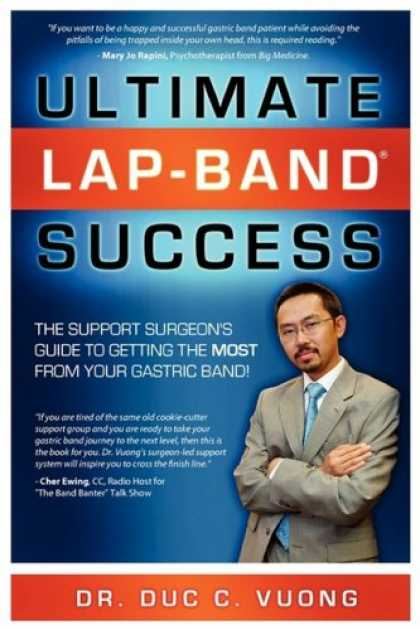 Books About Success - ULTIMATE LAP-BAND SUCCESS