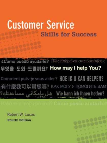 Books About Success - Customer Service Skills for Success
