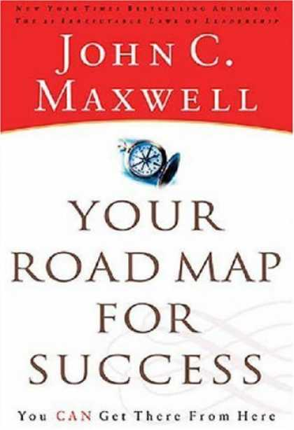 Books About Success - Your Road Map for Success: You Can Get There from Here