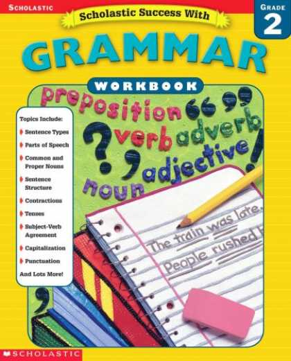 Books About Success - Scholastic Success with Tests: Grammar Workbook Grade 2 (Grades 2)