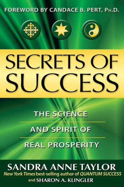 Books About Success - Secrets of Success: The Science and Spirit of Real Prosperity