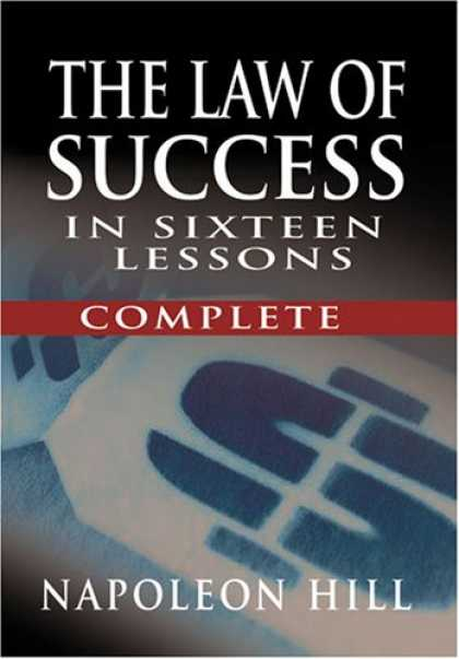 Books About Success - The Law of Success - Complete