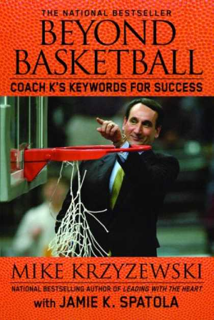 Books About Success - Beyond Basketball: Coach K's Keywords for Success