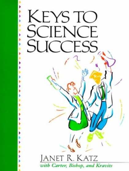 Books About Success - Keys to Science Success