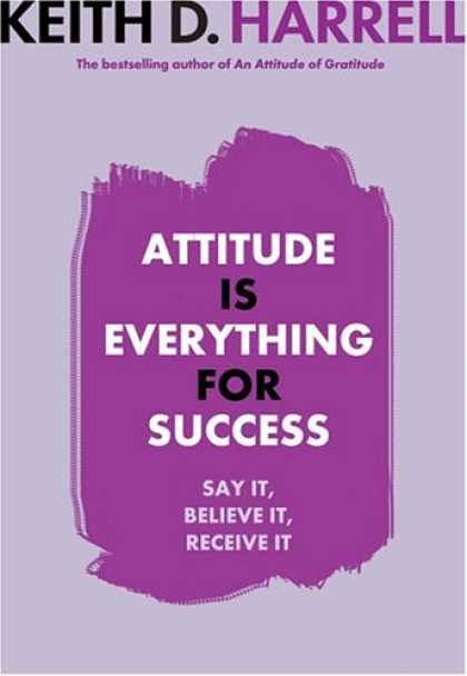 Books About Success - Attitude Is Everything for Success
