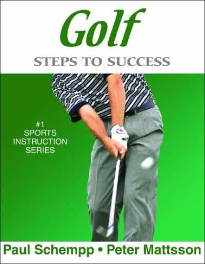Books About Success - Golf: Steps to Success