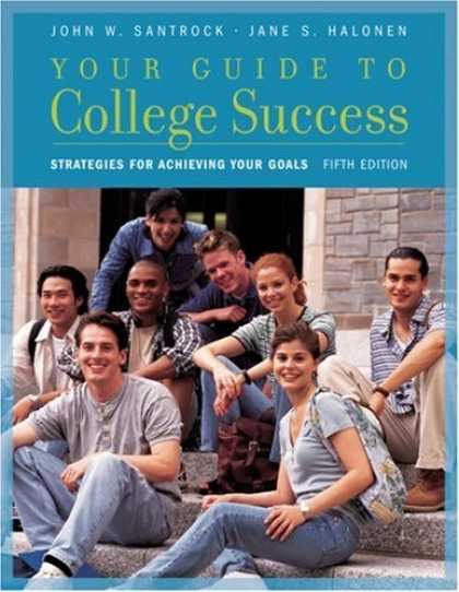 Books About Success - Your Guide to College Success: Strategies for Achieving Your Goals