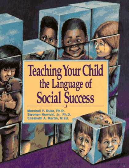 Books About Success - Teaching Your Child the Language of Social Success