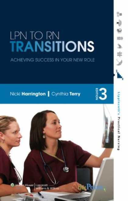 Books About Success - LPN to RN Transitions: Achieving Success in Your New Role (Lippincott's Practica
