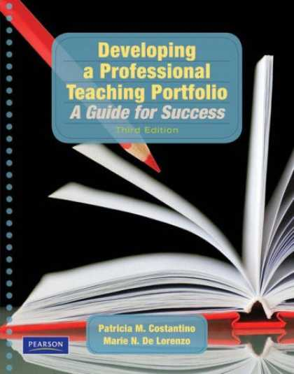 Books About Success - Developing a Professional Teaching Portfolio: A Guide for Success (3rd Edition)