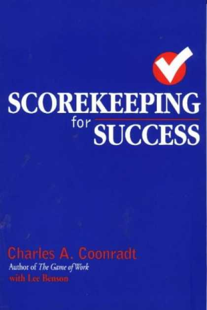 Books About Success - Scorekeeping for Success