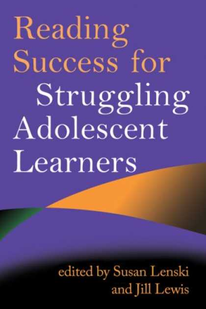 Books About Success - Reading Success for Struggling Adolescent Learners (Solving Problems in the Teac