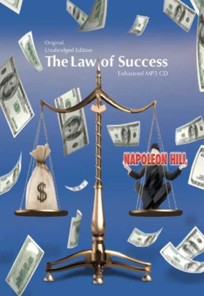 Books About Success - The Law of Success in Sixteen Lessons (Original, Unabridged Edition-23 Hours Of