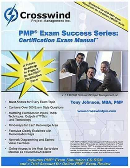 Books About Success - PMP Exam Success Series: Certification Exam Manual with CD-ROM