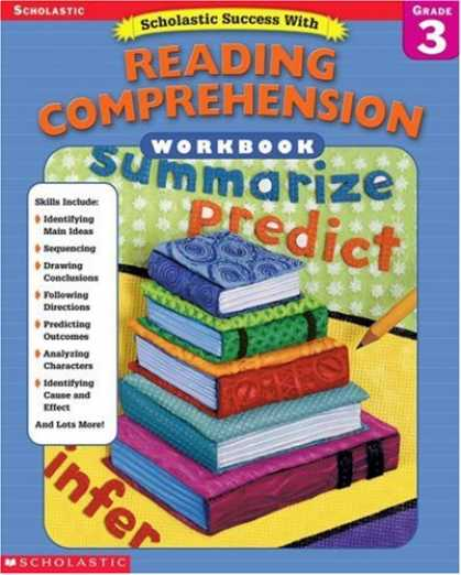 Books About Success - Scholastic Success With Reading Comprehension Workbook (Grade 3)