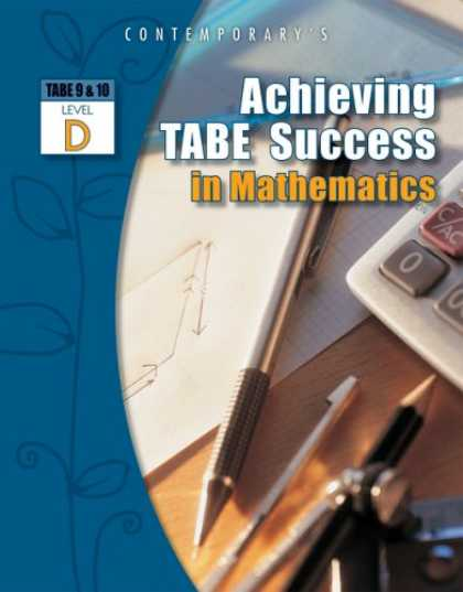 Books About Success - Achieving Tabe Success in Mathematics, Tabe 9 & 10 Level D