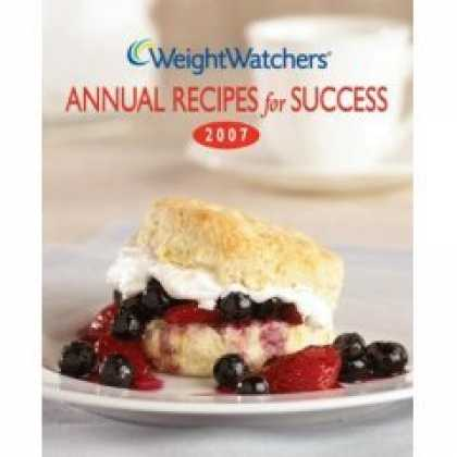 Books About Success - Weight Watchers Annual Recipes for Success 2008