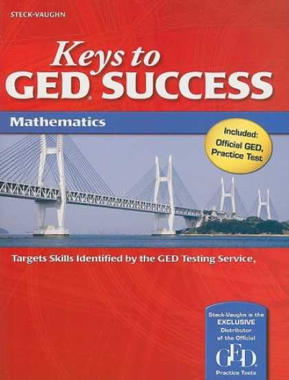 Books About Success - Keys to GED Success: Mathematics