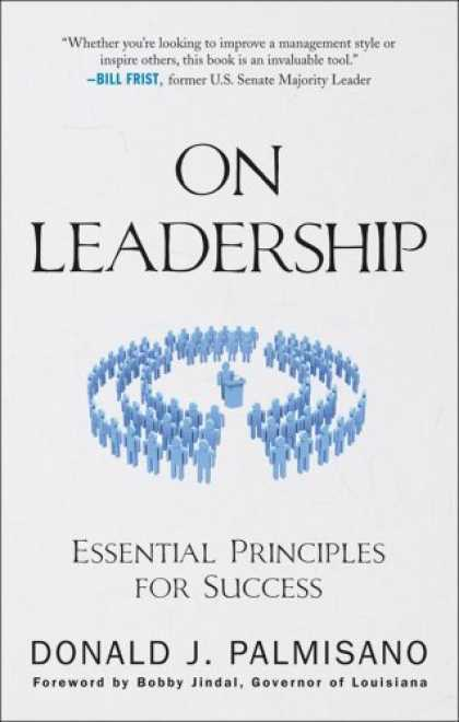 Books About Success - On Leadership: Essential Principles for Success