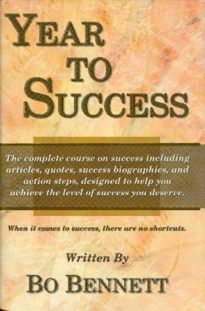 Books About Success - Year to Success