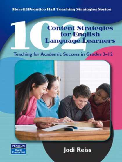 Books About Success - 102 Content Strategies for English Language Learners: Teaching for Academic Succ