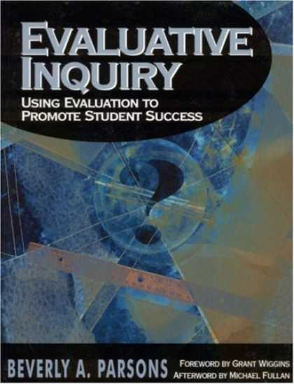 Books About Success - Evaluative Inquiry: Using Evaluation to Promote Student Success